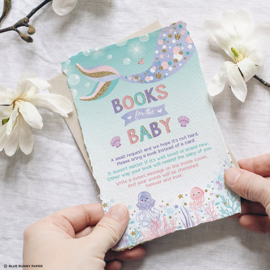 Books for Baby Cards