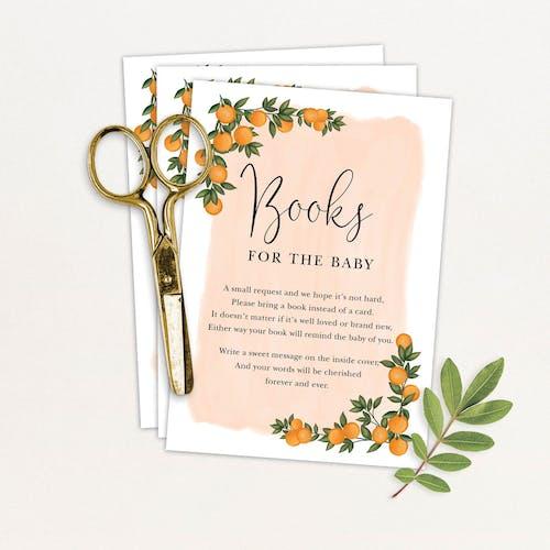 Book Request Card